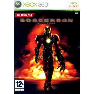 XBOX 360 BOMBERMAN ACT ZERO LIETOTA