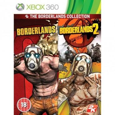 XBOX 360 BORDERLANDS-BORDERLANDS 2 LIETOTA
