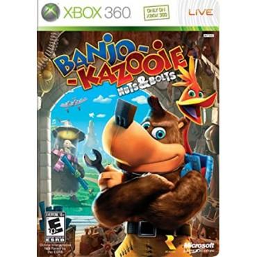 XBOX 360 Banjo-Kazooie: Nuts & Bolts - LIETOTS