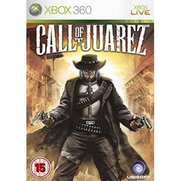 XBOX 360 Call of Juarez LIETOTS