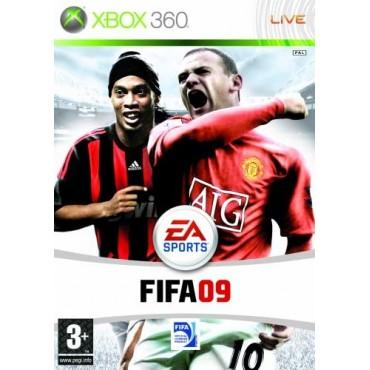 XBOX 360 FIFA 09 - LIETOTS