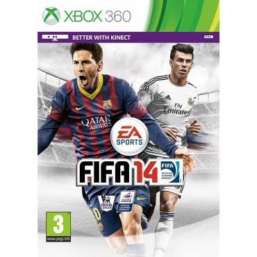 XBOX 360 FIFA 14 LIETOTS