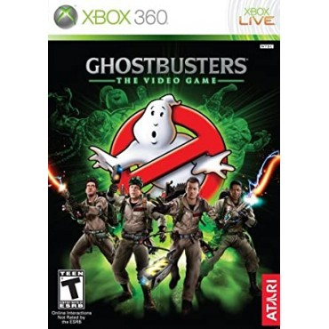 XBOX 360 Ghostbusters The Video Game - LIETOTS