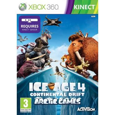 XBOX 360 Ice Age 4: Continental Drift - LIETOTS