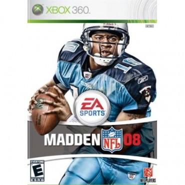 XBOX 360 Madden NFL 08 LIETOTS