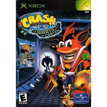 XBOX Crash Bandicoot: The Wrath of Cortex - LIETOTS