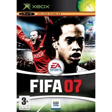 XBOX FIFA 07 - LIETOTS
