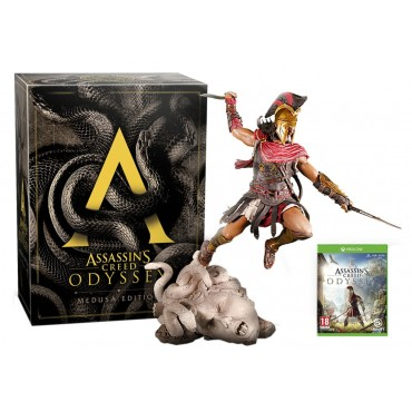 XBOX ONE Assassin's Creed: Odyssey - Medusa Edition