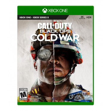 XBOX ONE Call of Duty: Black Ops - Cold War