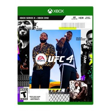 XBOX ONE EA SPORTS UFC 4