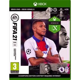 XBOX ONE FIFA 21 - Champions Edition