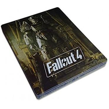 XBOX ONE Fallout 4 Steelbook + Standard Case LIETOTS