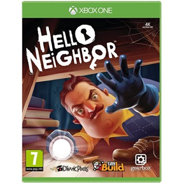XBOX ONE Hello Neighbor