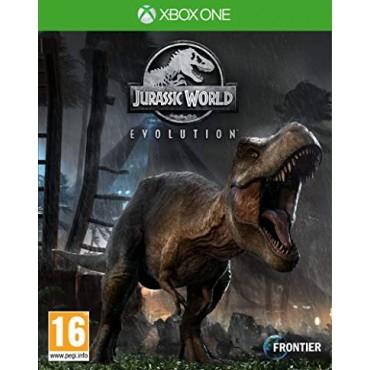 XBOX ONE Jurassic World Evolution