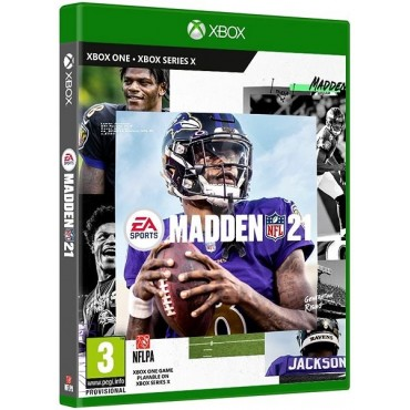 XBOX ONE Madden NFL 21 PREORDER 28.08