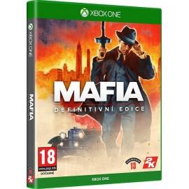XBOX ONE Mafia - Definitive Edition