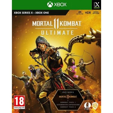 XBOX ONE / XSX Mortal Kombat 11 - Ultimate Edition