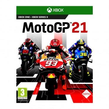 XBOX SERIES X MotoGP 21 - PRE-ORDER 22.04.2021