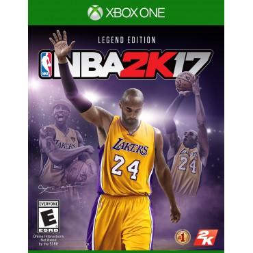 XBOX ONE NBA 2K17 - Legend Edition
