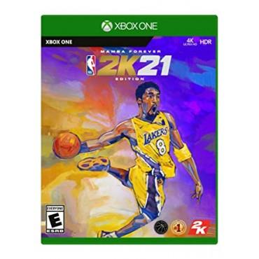 XBOX ONE NBA 2K21 - Mamba Forever