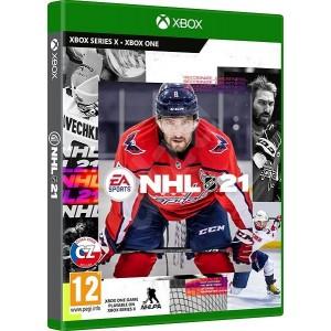 XBOX ONE NHL 21 ir uz vietas veikalā!