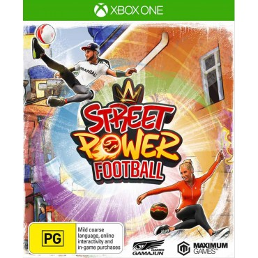 XBOX ONE Street Power Soccer PREORDER 20.08