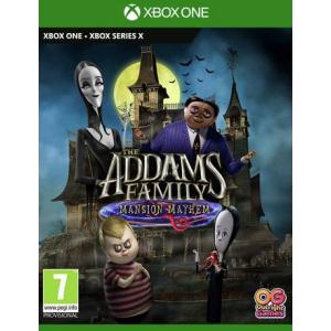 XBOX ONE The Addams Family: Mansion Mayhem