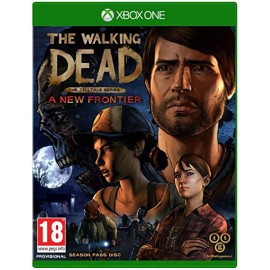 XBOX ONE The Walking Dead: A New Frontier - LIETOTS