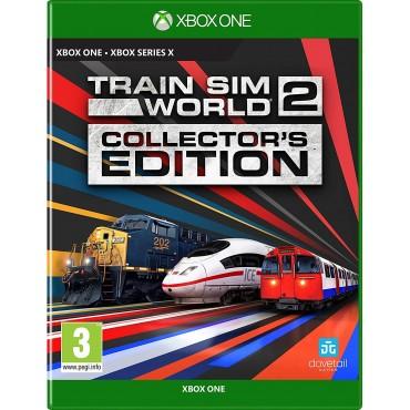 XBOX ONE Train Sim World 2: Collector's Edition