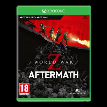 XBOX ONE World War Z: Aftermath