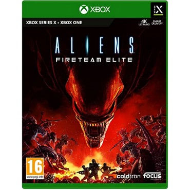 XBOX ONE / XSX Aliens: Fireteam Elite