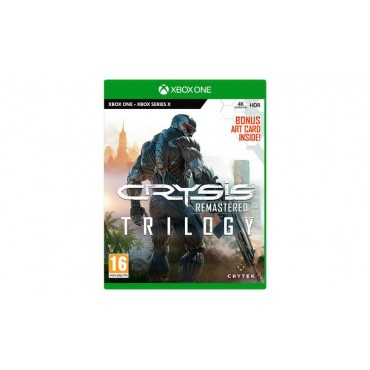 XBOX ONE / XSX Crysis Remastered Trilogy