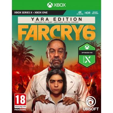 XBOX ONE / XSX Far Cry 6 - Yara Edition