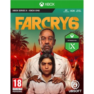 XBOX ONE / XSX Far Cry 6