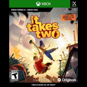 XBOX ONE / XSX It Takes Two - PRE-ORDER 26.03.2021