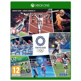 XBOX ONE / XSX Olympic Games Tokyo 2020: The Official Video Game
