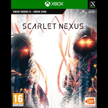 XBOX ONE / XSX Scarlet Nexus