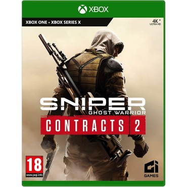 XBOX ONE / XSX Sniper Ghost Warrior Contracts 2 - LIETOTS