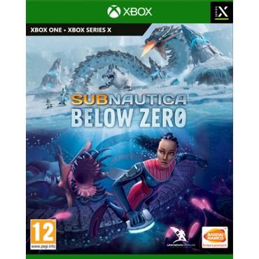 XBOX ONE / XSX Subnautica: Below Zero