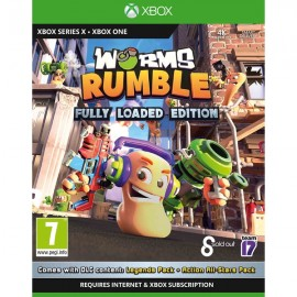 XBOX ONE / XSX Worms Rumble - Fully Loaded Edition