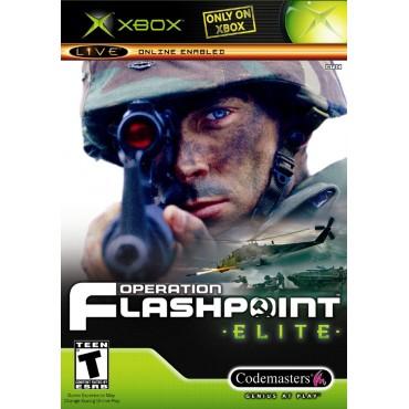 XBOX Operation Flashpoint Elite - LIETOTS