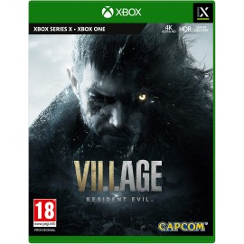 XBOX ONE / XSX Resident Evil Village