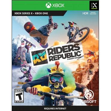XBOX ONE / XSX Riders Republic - PRE-ORDER 28.10.2021
