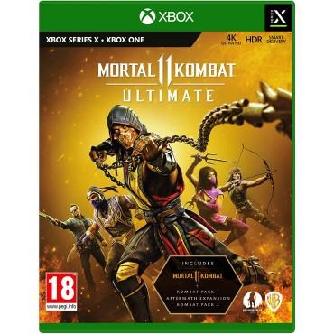 XBOX SERIES X Mortal Kombat 11 - Ultimate Edition