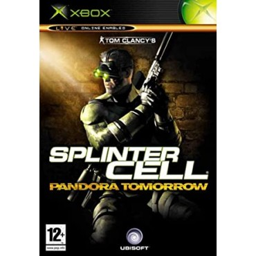 XBOX Splinter Cell: Pandora Tomorrow LIETOTS