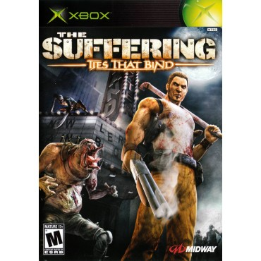 XBOX The Suffering: Ties That Bind - LIETOTS
