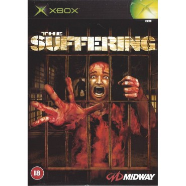 XBOX The Suffering - LIETOTS
