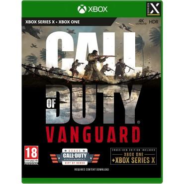 XSX Call of Duty: Vanguard - PRE-ORDER 05.10.2021