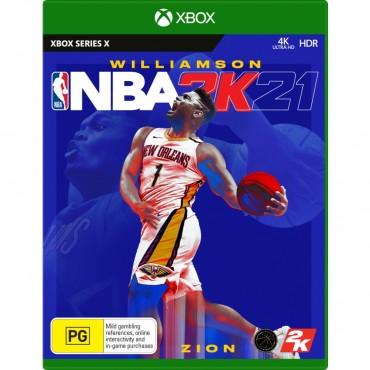XSX NBA 2K21