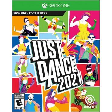 XBOX ONE / XSX Just Dance 2021